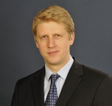 The New UK IP Minister has been announced as Jo Johnson